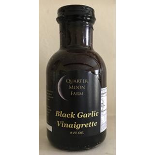 QMF-Black Garlic Vinaigrette