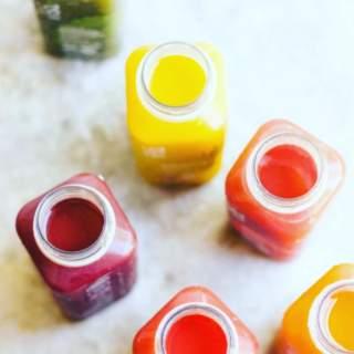 GMF - Graze Cold Pressed Juice 4-pk