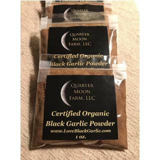QMF-Black Garlic Powder