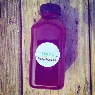 GMF - Pom Punch 12oz Cold Pressed Juice